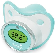 Pacifier Thermometer Glow