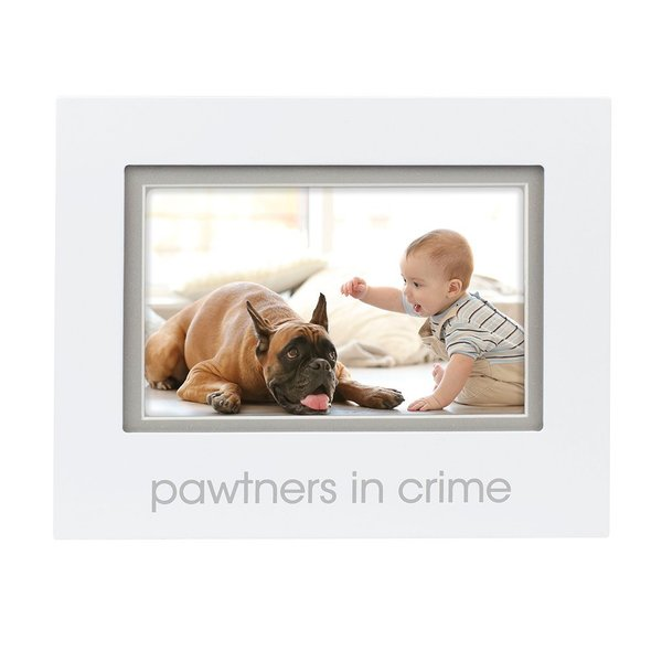 View larger image of Pawtners In Crime Frame