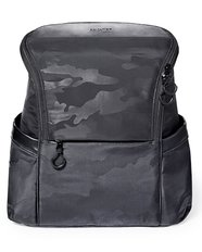 Paxwell Backpack - Black/Camo