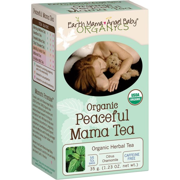 View larger image of Peaceful  Mama Tea - 16 pack