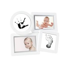 Babyprint Collage Frame - Sonogram