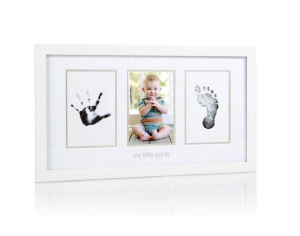 View larger image of Babyprint Photo Frame