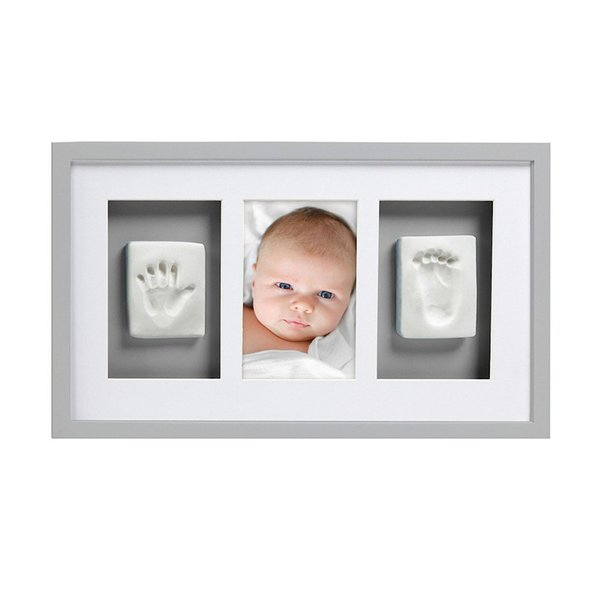 View larger image of Babyprints Deluxe Wall - Gray