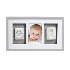 Babyprints Deluxe Wall - Gray