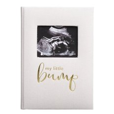 Linen Pregnancy Journal