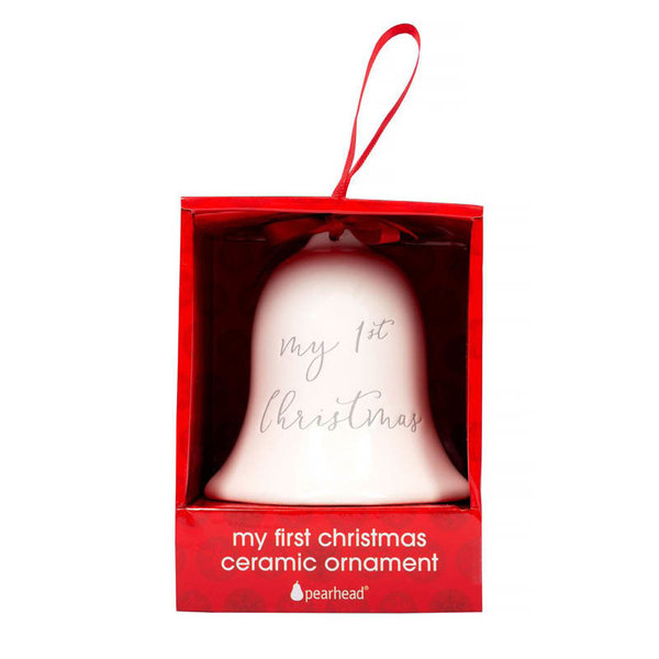 View larger image of My First Christmas Bell Ornament