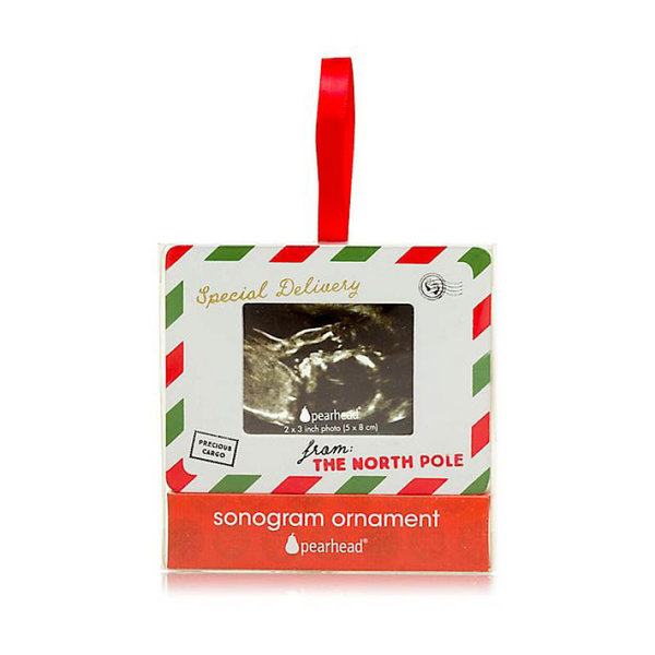View larger image of Special Delivery Sonogram Ornament