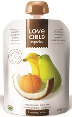Pears, Pumpkin, Banana & Coconut-Super Blend