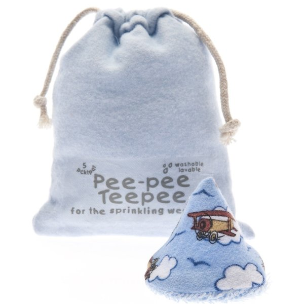 View larger image of Pee-Pee Teepee Laundry Bag