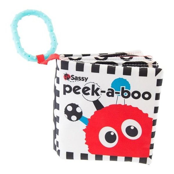 View larger image of Peek-a-Boo Activity Book