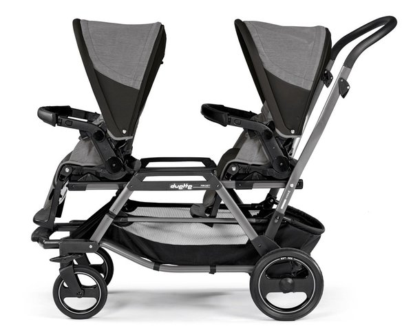 View larger image of Duette Piroet Double Stroller - Atmosphere