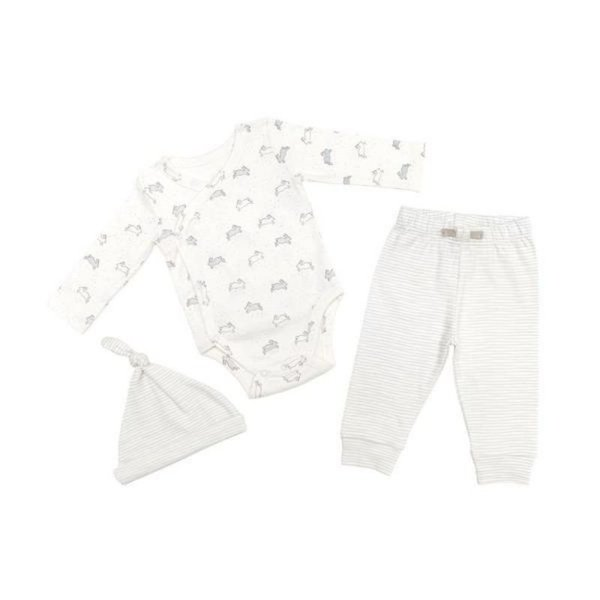 View larger image of Tiny Bunny Onesie Set