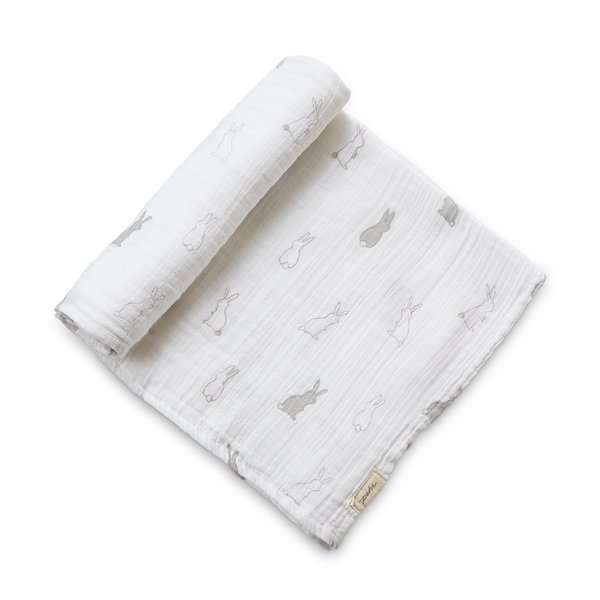 View larger image of Bunny Hop Swaddle