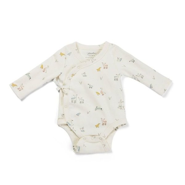 View larger image of Long Sleeve Bodysuit - Just Hatched