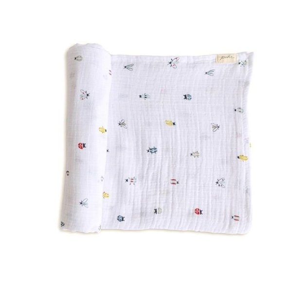 View larger image of Organic Cotton Swaddles