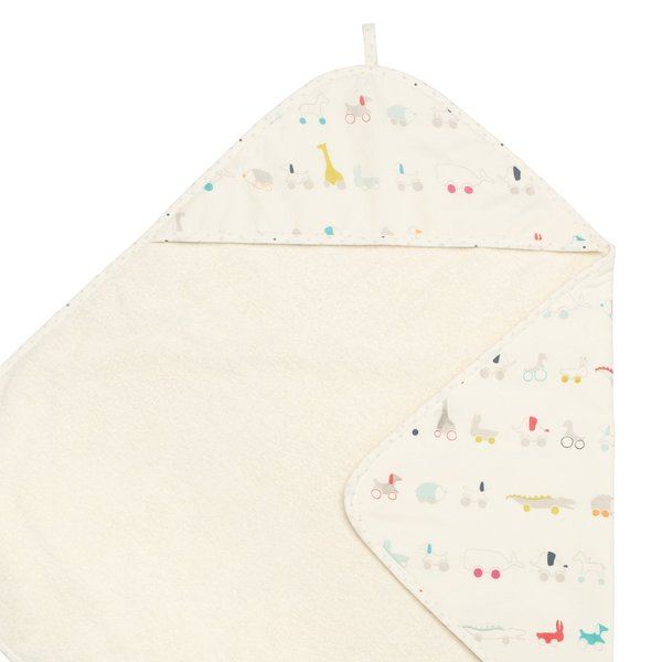 View larger image of Pull Toys Hooded Towel