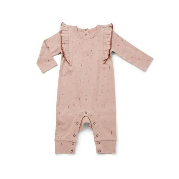View larger image of Stardust Ruffled Romper