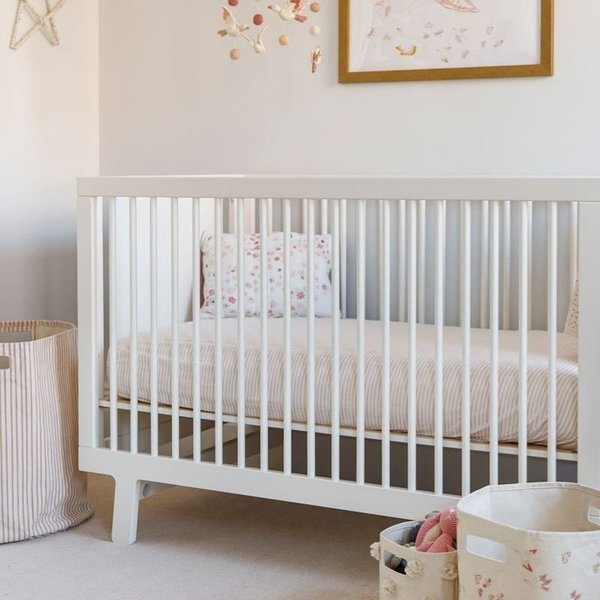 View larger image of Striped Crib Sheets