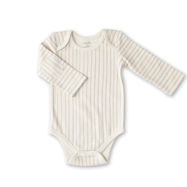 View larger image of Stripes Away Long Sleeve One-Piece