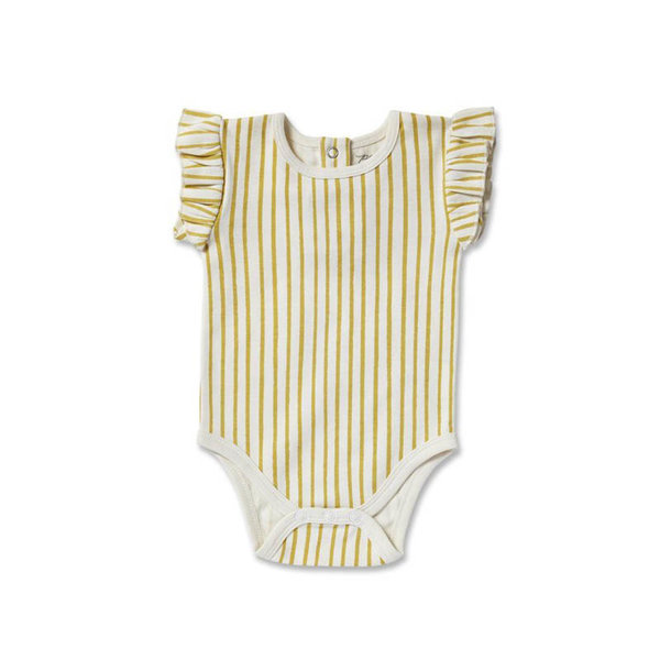 View larger image of Stripes Away Short Sleeve One-Piece