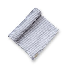 Stripes Away Swaddle - Pebble