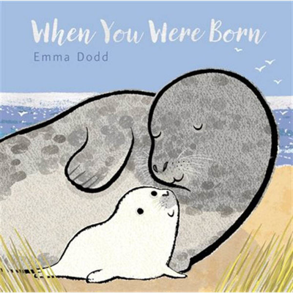 View larger image of Board Book - When You Were Born