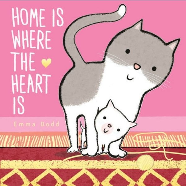 View larger image of Home Is Where the Heart Is
