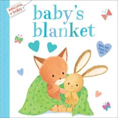 Welcome Baby - Baby's Blanket