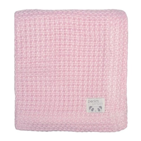 View larger image of Bamboo Knitted Blanket