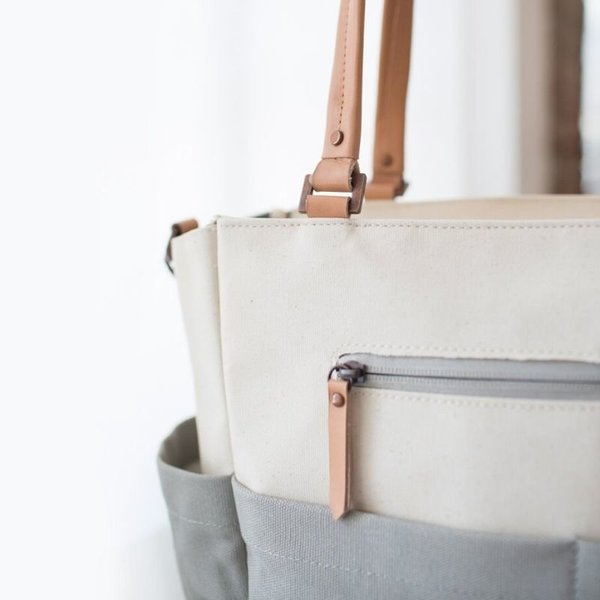 View larger image of City Carryall Diaper Bag