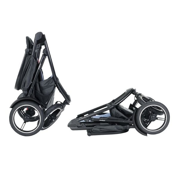 View larger image of DASH Inline Buggy Stroller - Black