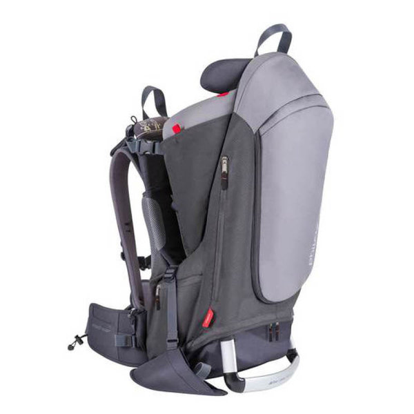 View larger image of Escape Backpack Carrier - Charcoal