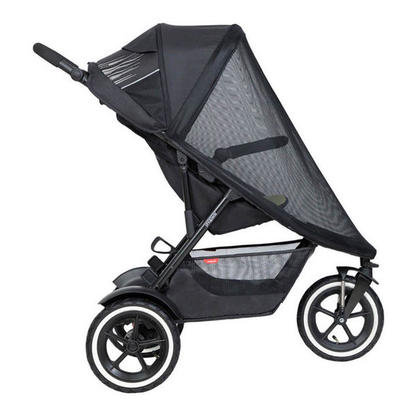 View larger image of Mesh Stroller Cover