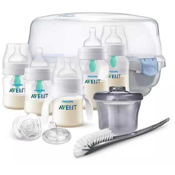View larger image of Anti-Colic AirFree Vent Set