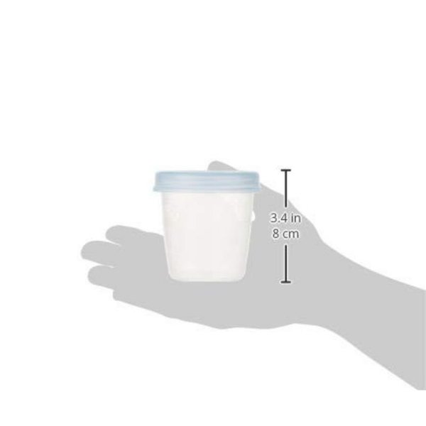 View larger image of Breast Milk Storage Cups