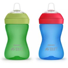 Flexible Silicone Spout Cup - 2 Pack