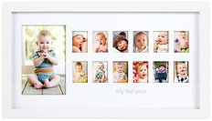 Photo Moments Frame-White