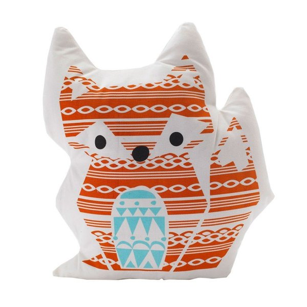 View larger image of Pillow Woods Fox