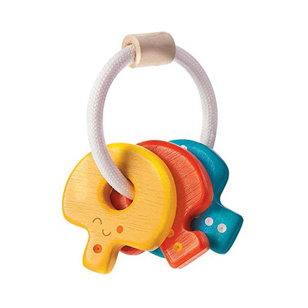 View larger image of Baby Key Rattle