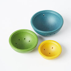 Fountain Bowl Bath Toy Set