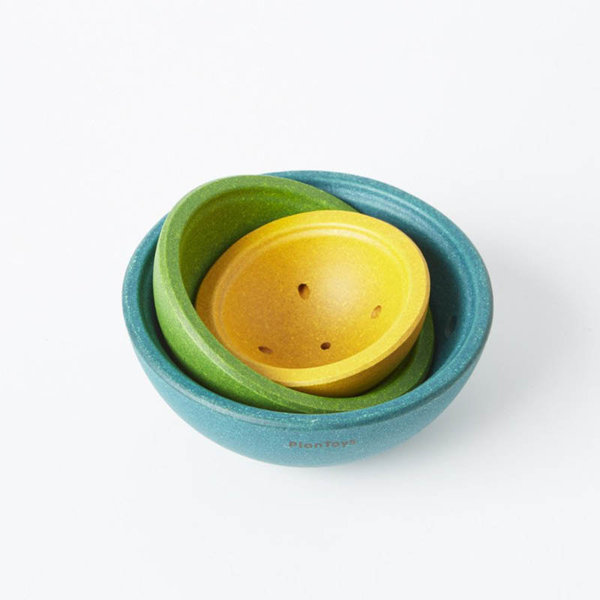 View larger image of Fountain Bowl Bath Toy Set