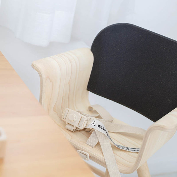View larger image of High Chair - Black