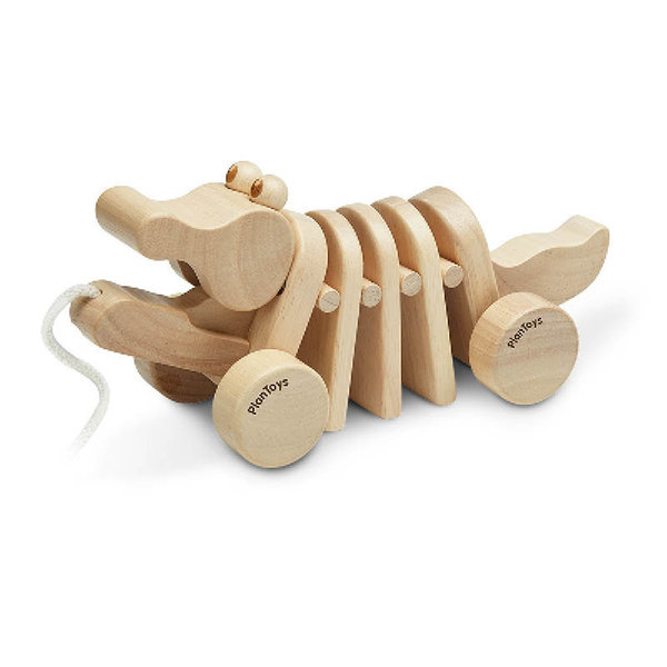 View larger image of Wooden Dancing Alligator
