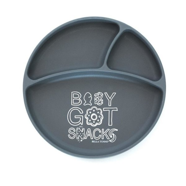 View larger image of Plate-Baby Got Snacks