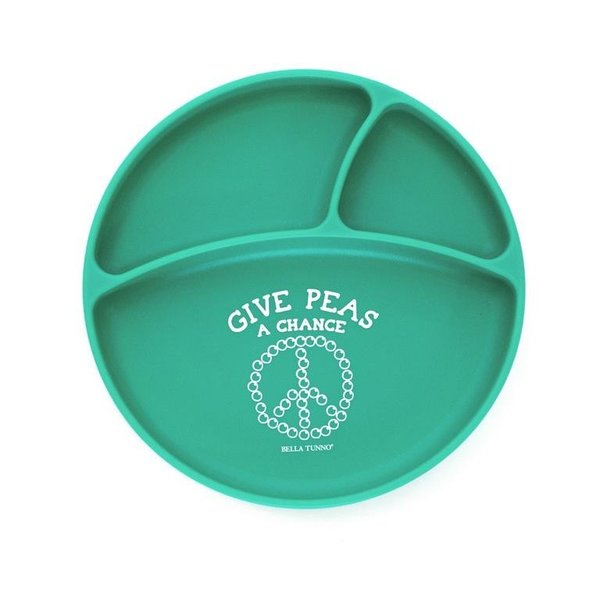View larger image of Plate-Give Peas a Chance