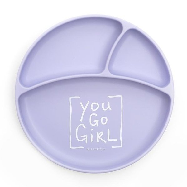 View larger image of Plate-You Go Girl