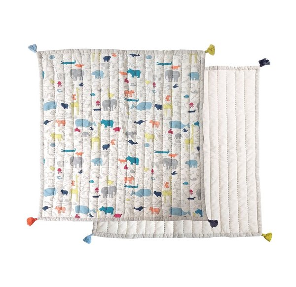 View larger image of Play Blanket Noah's Ark