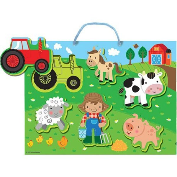 View larger image of Playsets - Busy Little Farm