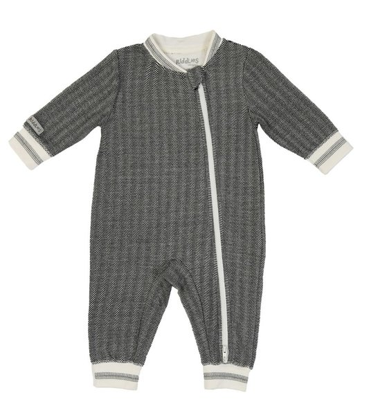 View larger image of Playsuit Bear Black