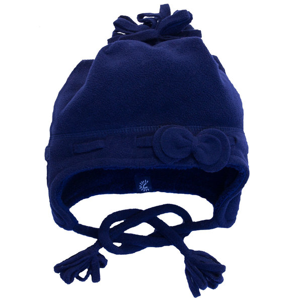 View larger image of PomPom Hat - Navy